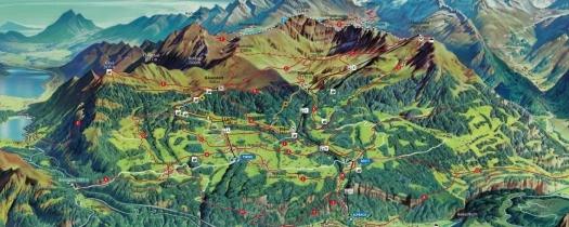 Hiking Bergbahnen MeiringenHasliberg AG Haslital