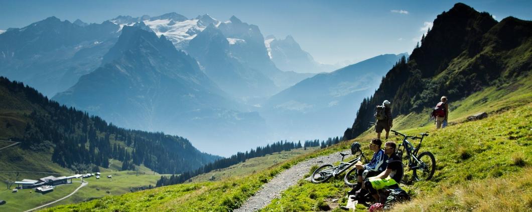 Biketransport > Mountainbike   Bergbahnen Meiringen-Hasliberg AG ...