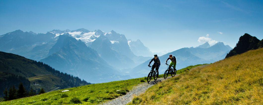 Mountainbike   Bergbahnen Meiringen-Hasliberg AG   Haslital
