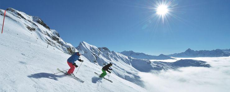 Skiing | Bergbahnen Meiringen-Hasliberg AG | Haslital
